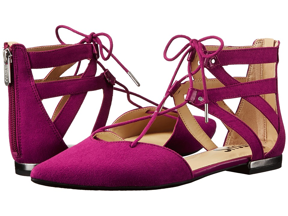 Circus by Sam Edelman Haven Magenta Haze Microsuede-Sheep Nappa Womens Shoes