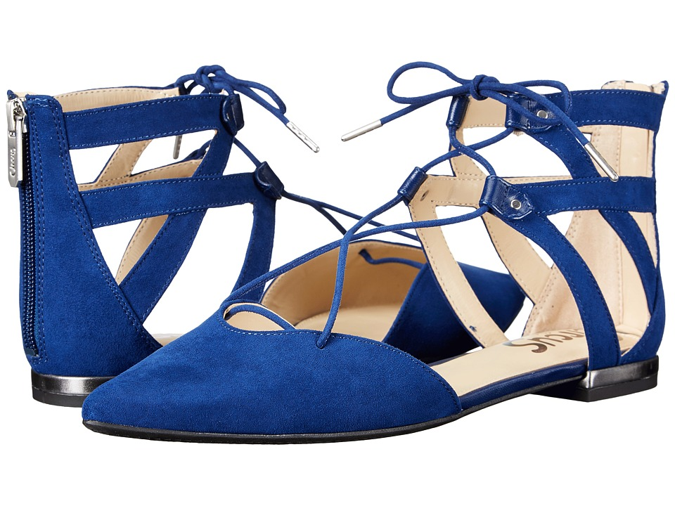Circus by Sam Edelman - Haven (Bandana Blue Microsuede/Sheep Nappa) Women's Shoes