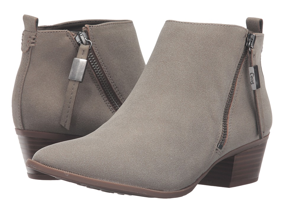 Circus by Sam Edelman - Heidi (Cashmere Textured Suede) Women's Shoes