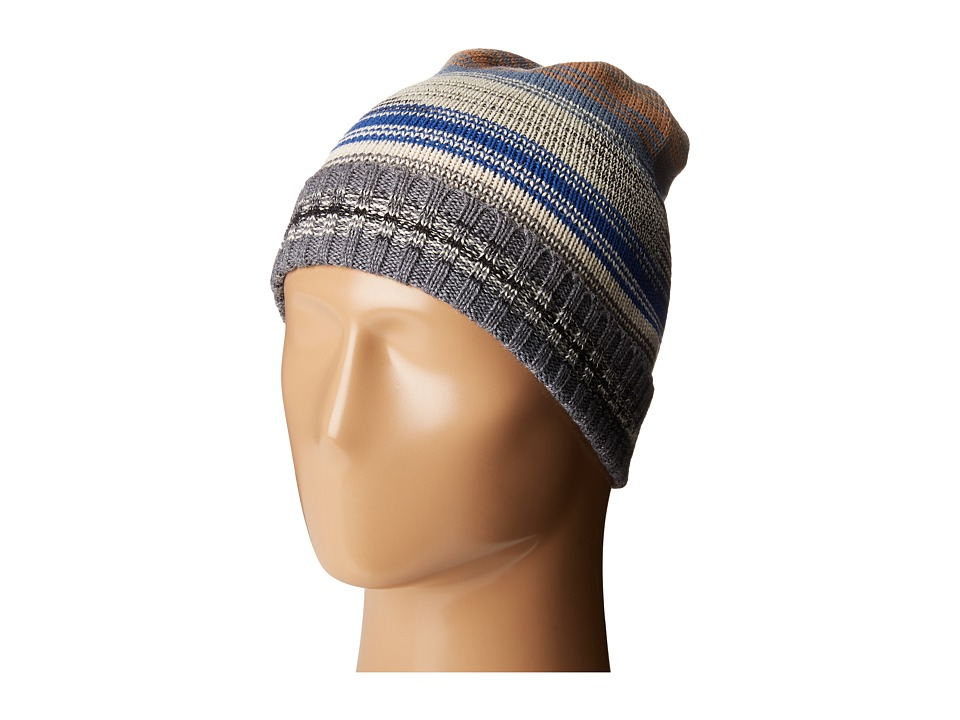 Missoni - CPL8WMU57410 (Grey/Blue) Traditional Hats