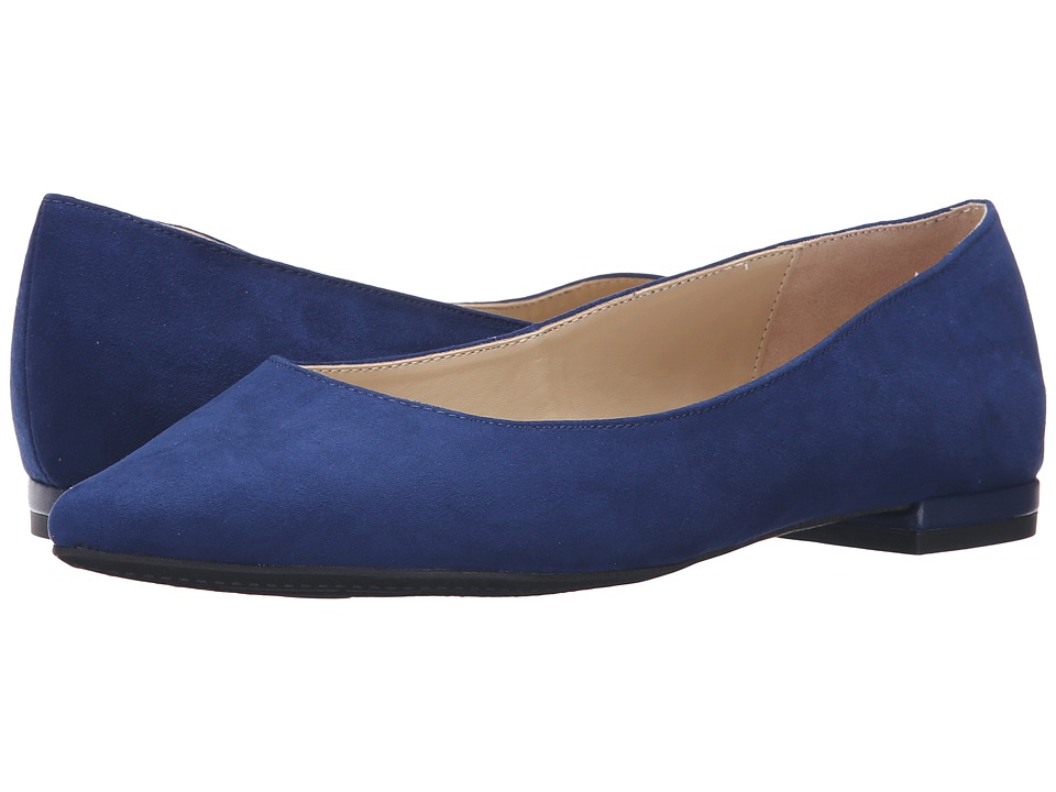 Circus by Sam Edelman - Honor (Bandana Blue Microsuede) Women's Shoes