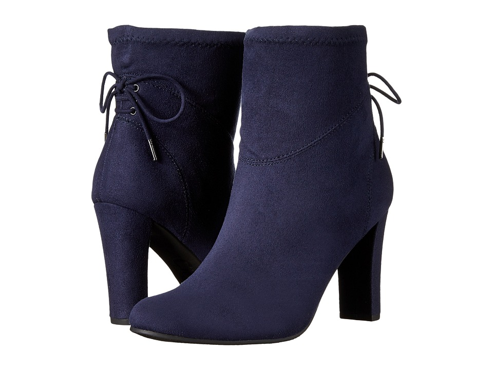 Circus by Sam Edelman Janet (Inky Navy Stretch Microsuede) Women