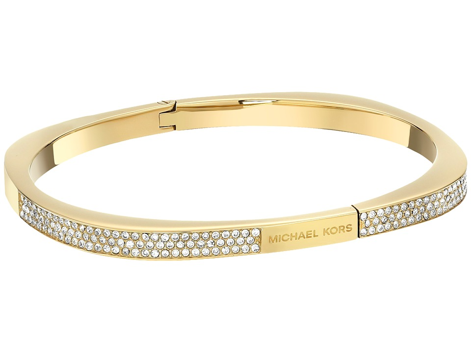Michael Kors - Brilliance Bracelet (Gold) Bracelet