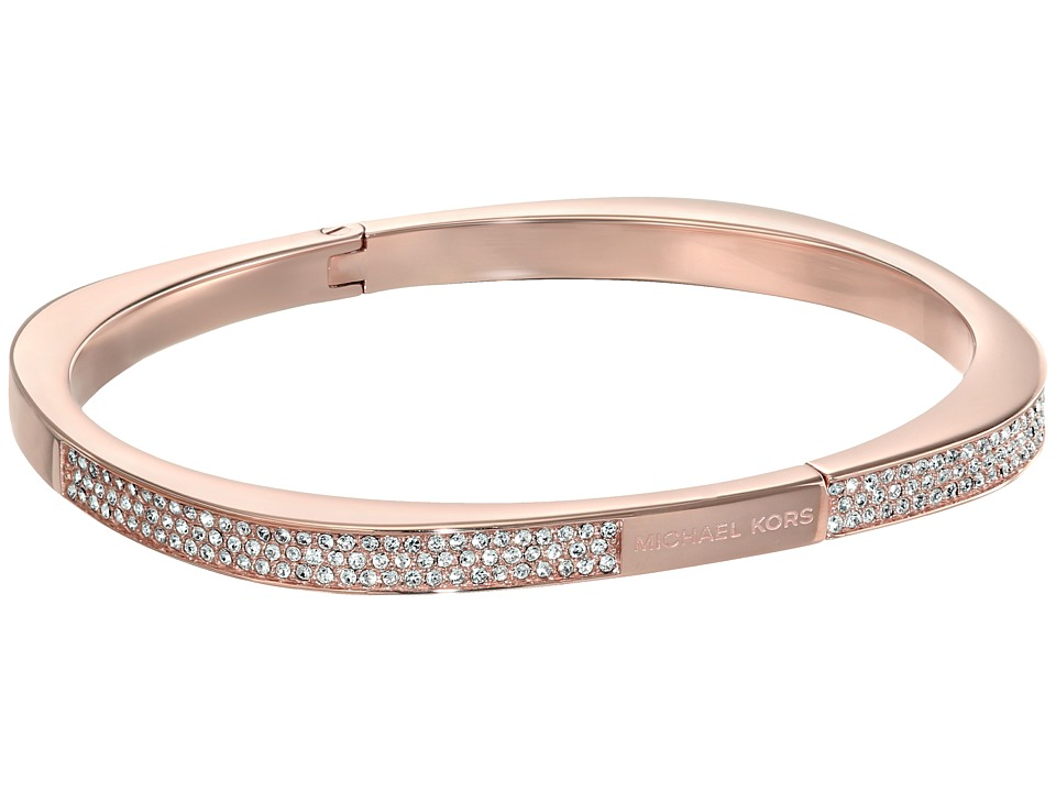 Michael Kors - Brilliance Bracelet (Rose Gold) Bracelet