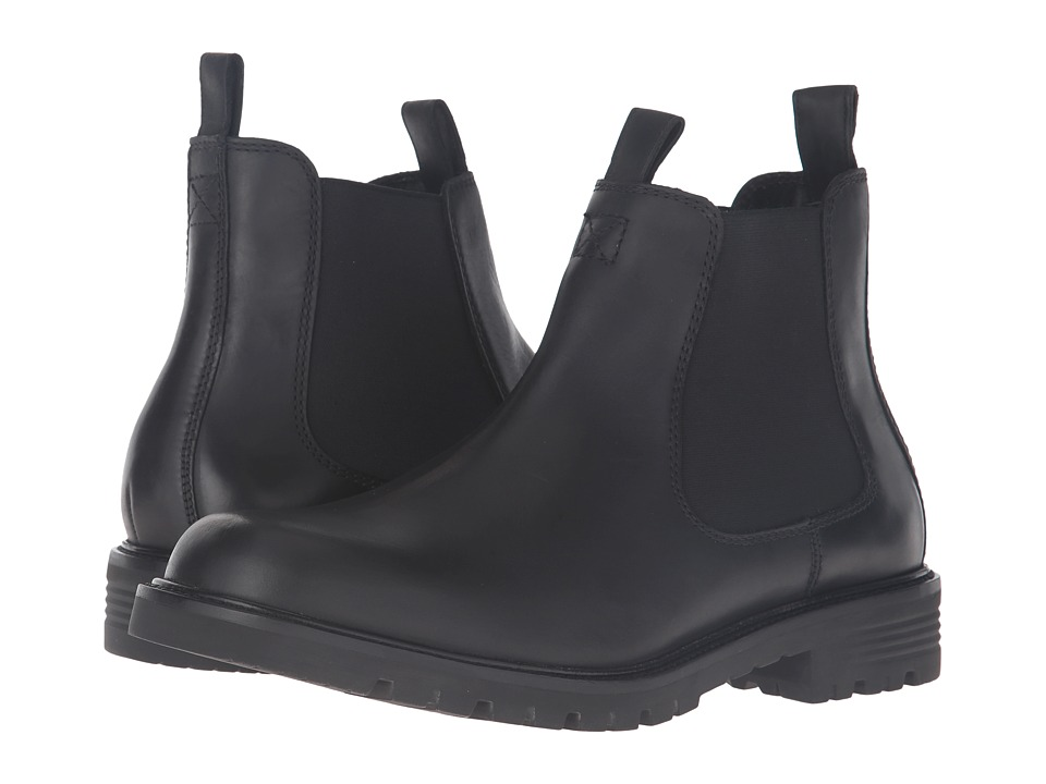 Cole Haan Grantland Chelsea Water Proof (Black Water Proof) Men