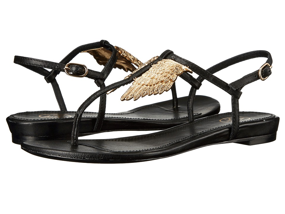 ASH - Olympe (Black) Women's Sandals