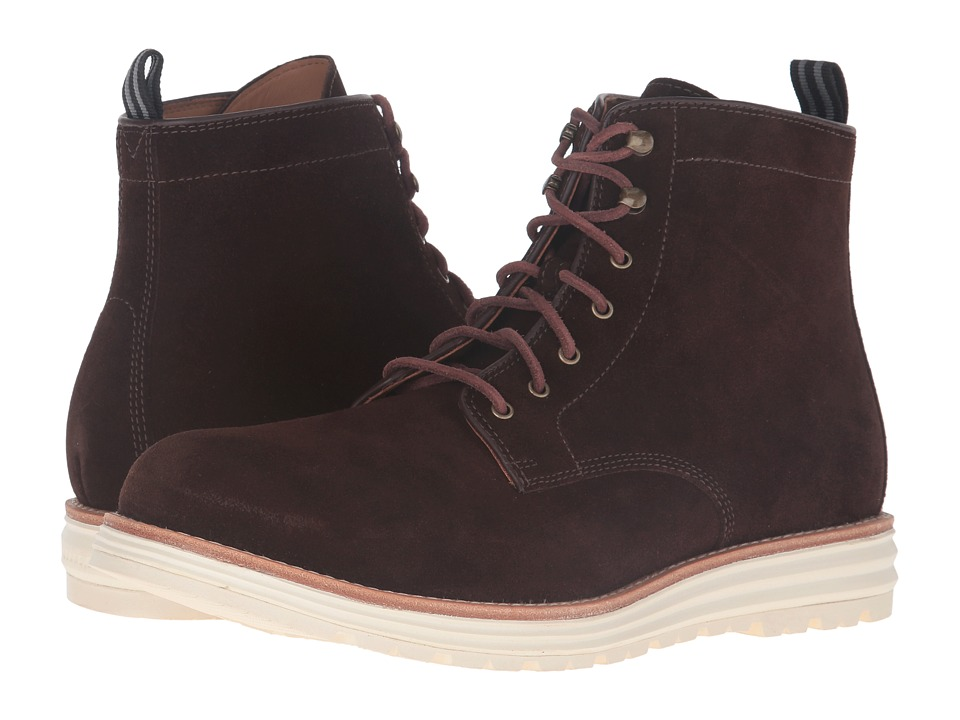 Cole Haan - TS Cortland Grand Boot (Chestnut) Men's Boots