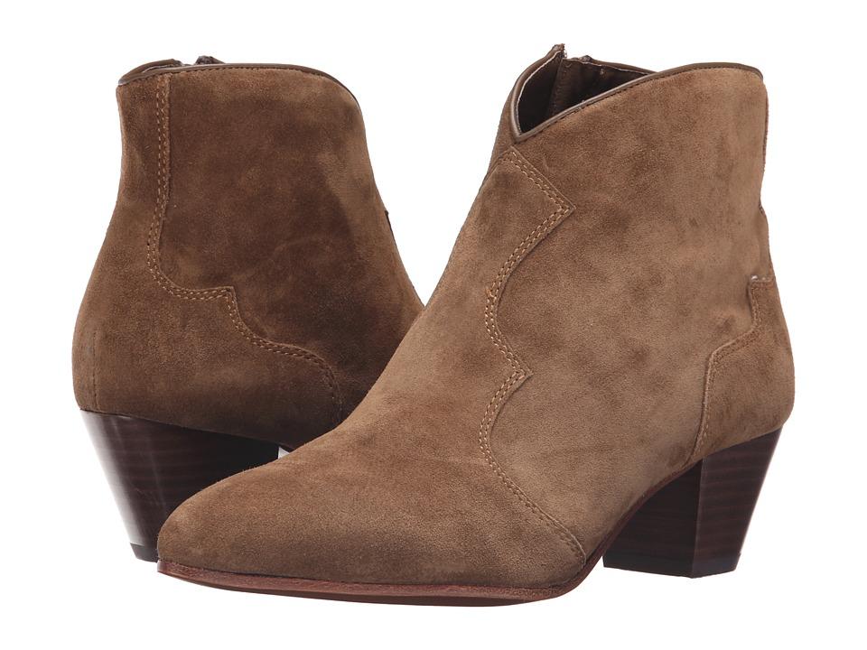 ASH - Hurrican (Russet/Russet) Women's Dress Zip Boots