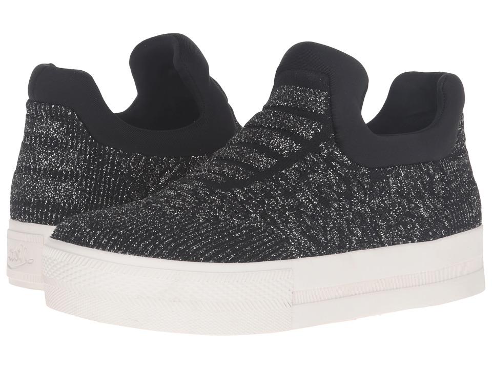 ASH - Jaguar (Black/Piombo/Black) Women's Shoes
