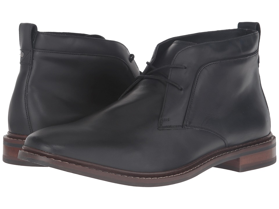 Cole Haan - Graydon Chukka (Black) Men's Boots