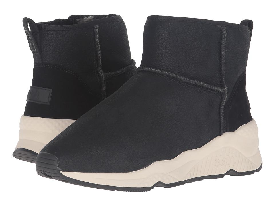 ASH - Miko (Black/Black/Black) Women's Shoes