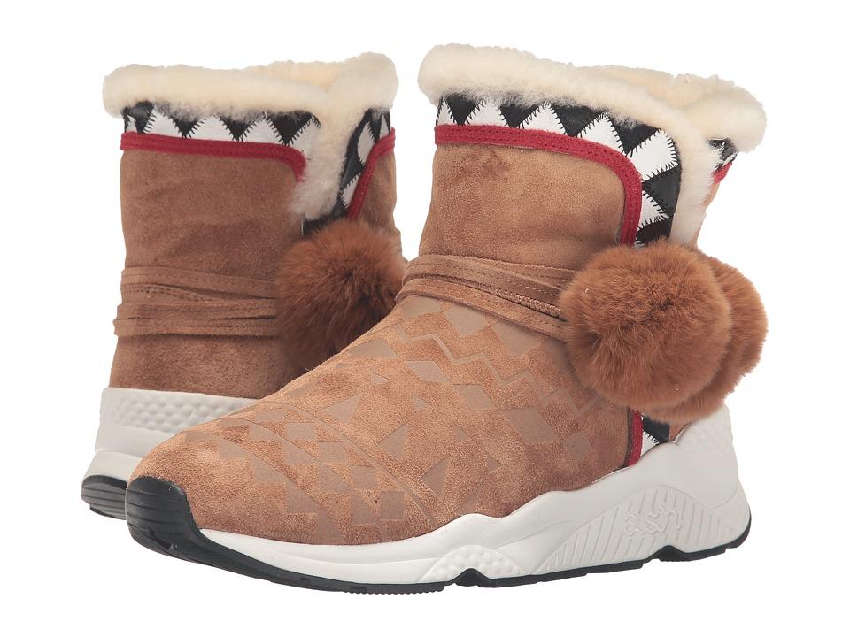 ASH - Mongolia (Crepe/Multi) Women's Shoes
