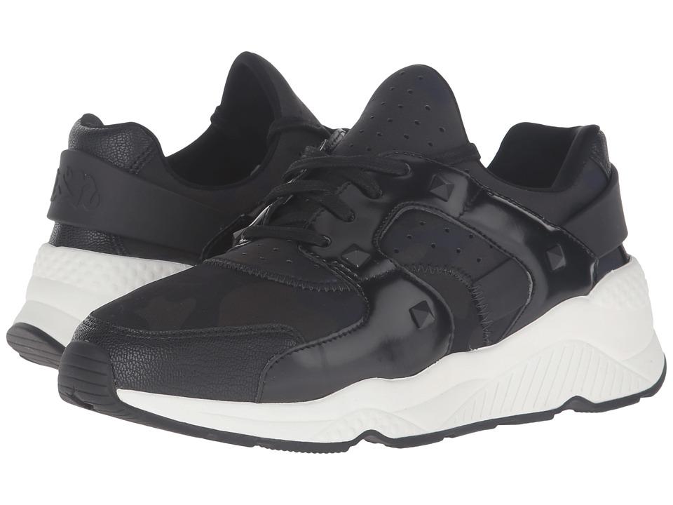 ASH - Mad (Black/Grey) Women's Shoes