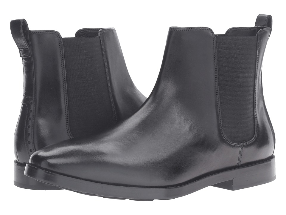 Cole Haan Hamilton Grand Chelsea (Black) Men