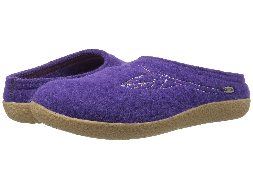 Giesswein - Bella (Purple) Women's Slippers