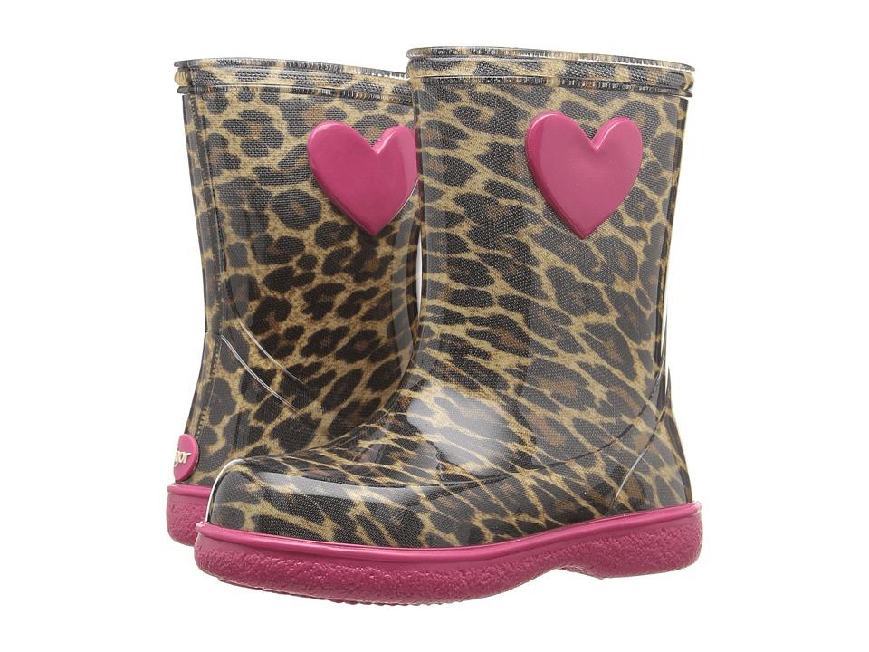 Igor - W10104 (Toddler/Little Kid) (Fuchsia) Girl's Shoes