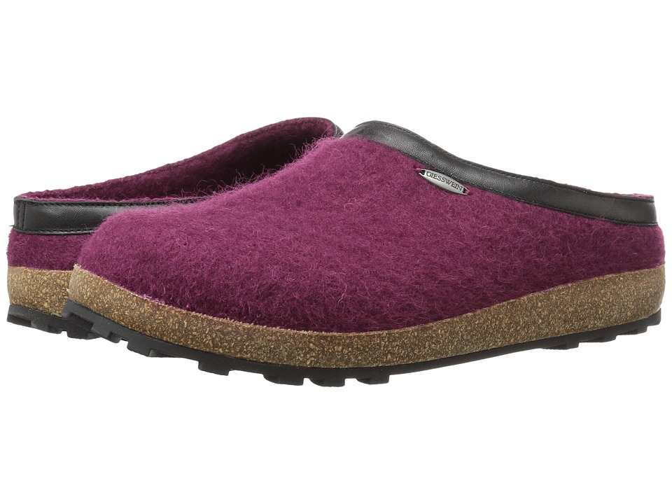 Giesswein - Acadia (Bordeaux) Slippers