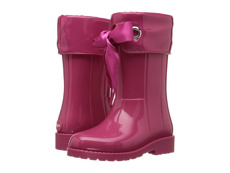 Igor - W10114 (Toddler/Little Kid/Big Kid) (Fuchsia) Girl's Shoes