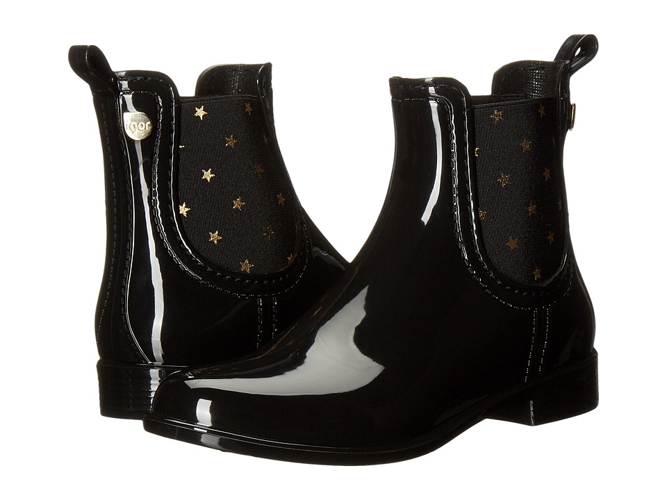 Igor - W10147 (Little Kid/Big Kid) (Black) Girl's Shoes