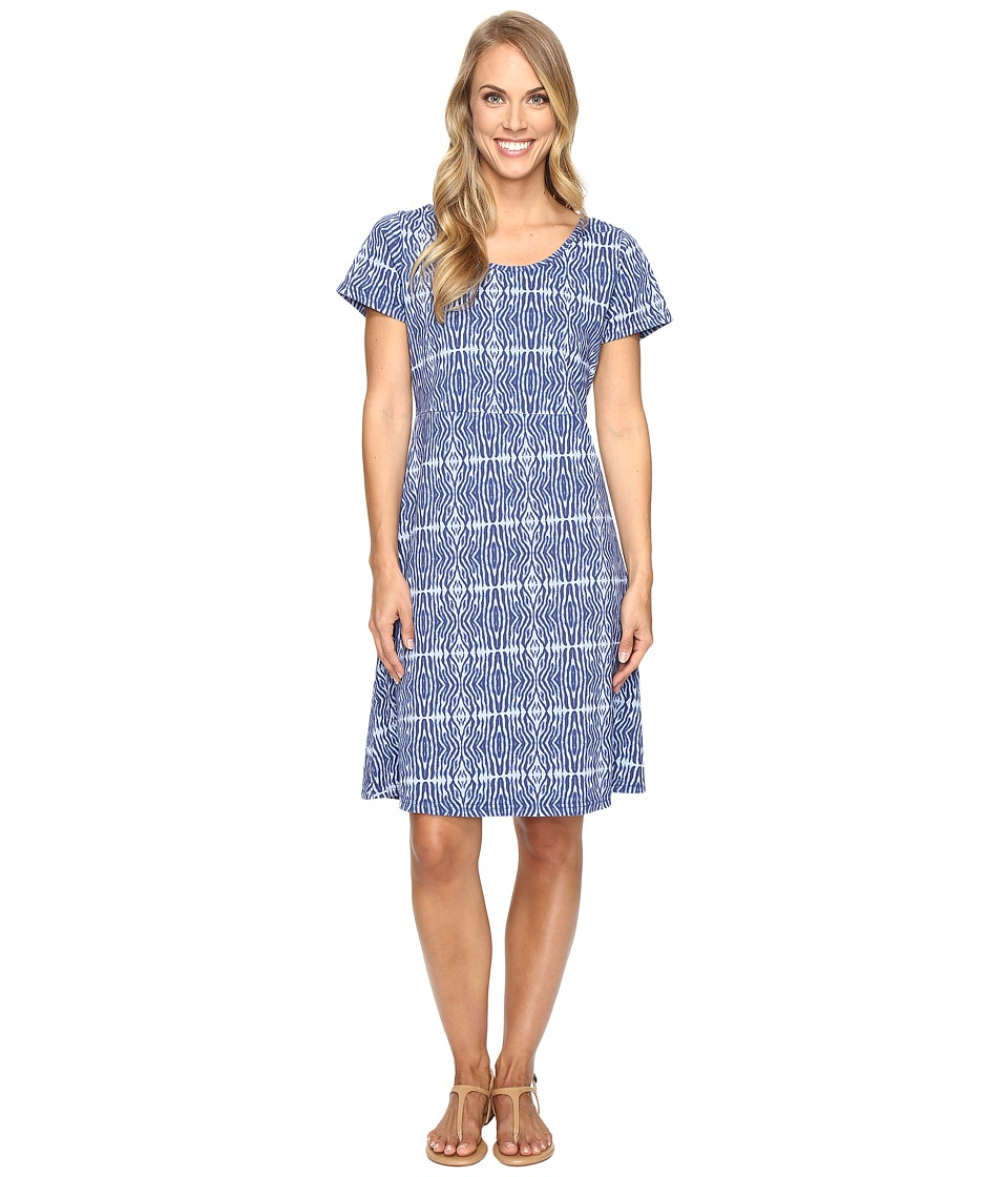 Fresh Produce - Serengeti Sadie Dress (Moonlight Blue) Women's Dress