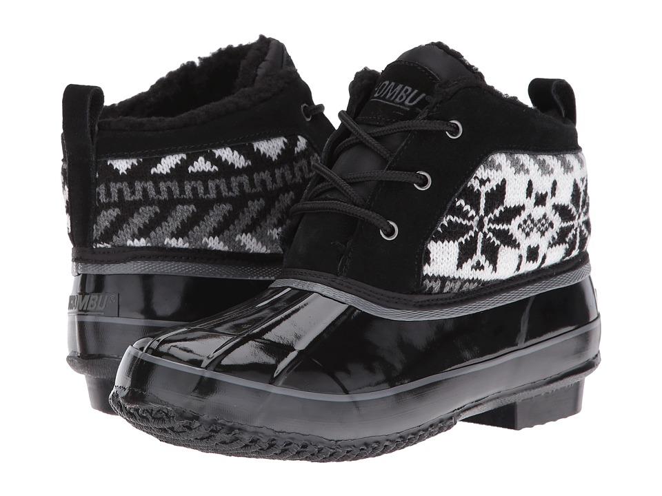 Khombu - Jazzy (Black) Women's Boots