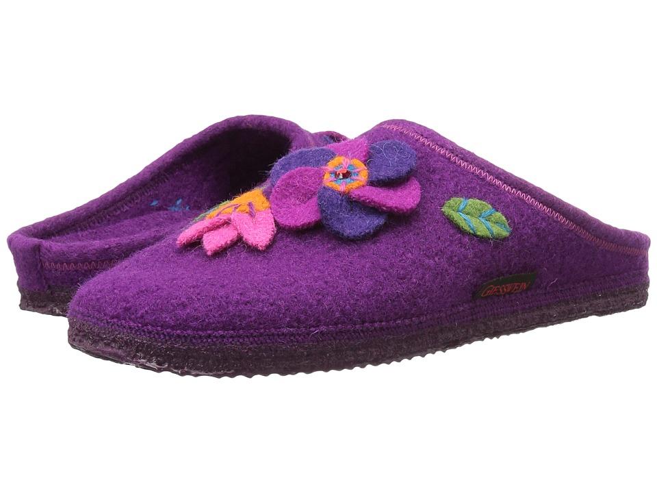 Giesswein - Flora (Violet) Women's Slippers