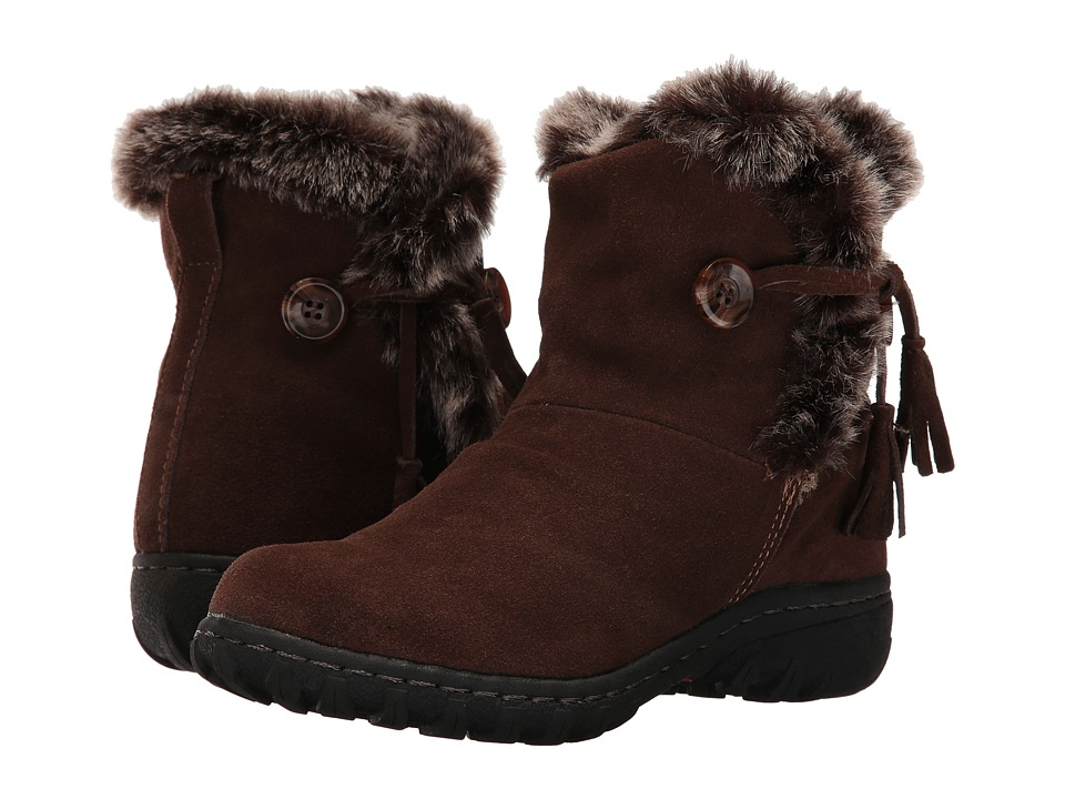 Khombu - Copper (Brown) Women's Boots