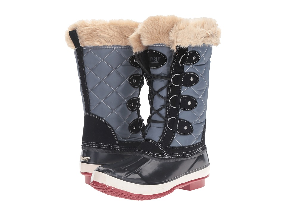 Khombu - Andie (Black) Women's Boots