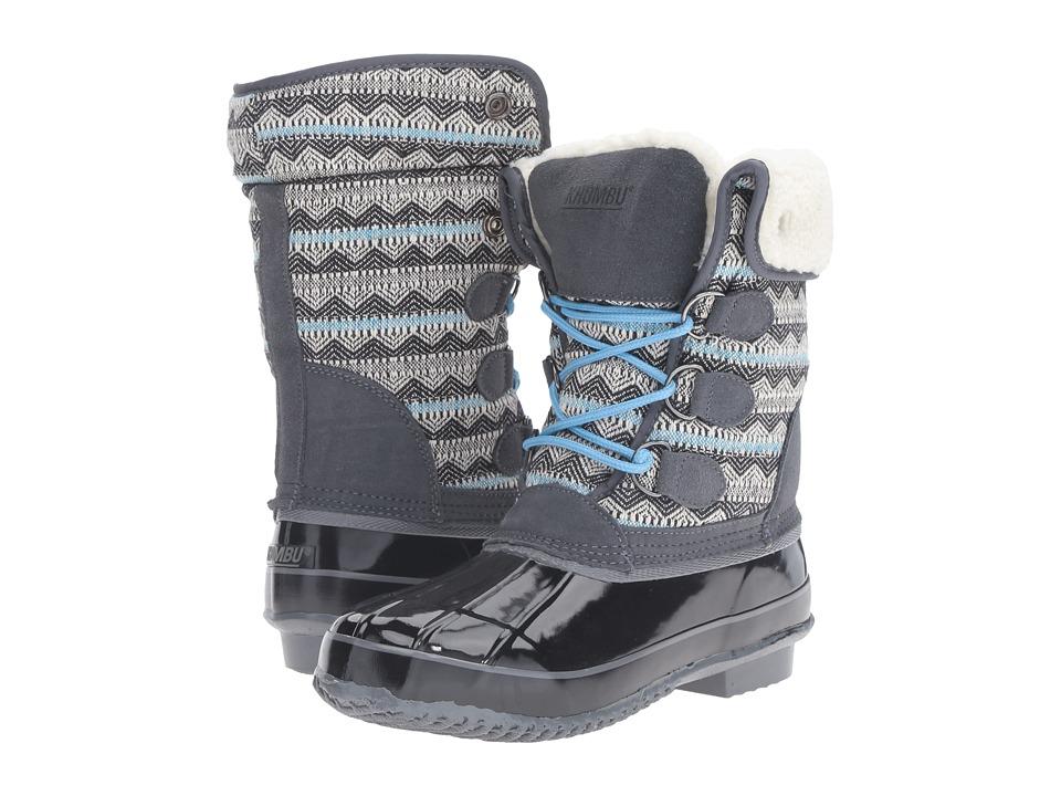 Khombu - Mayana (Grey) Women's Boots