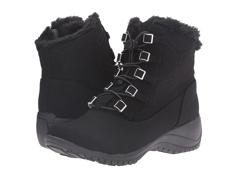 Khombu - Alexa (Black) Women's Boots