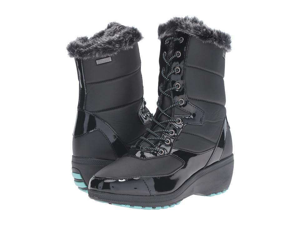 Khombu - Ashao (Black) Women's Boots