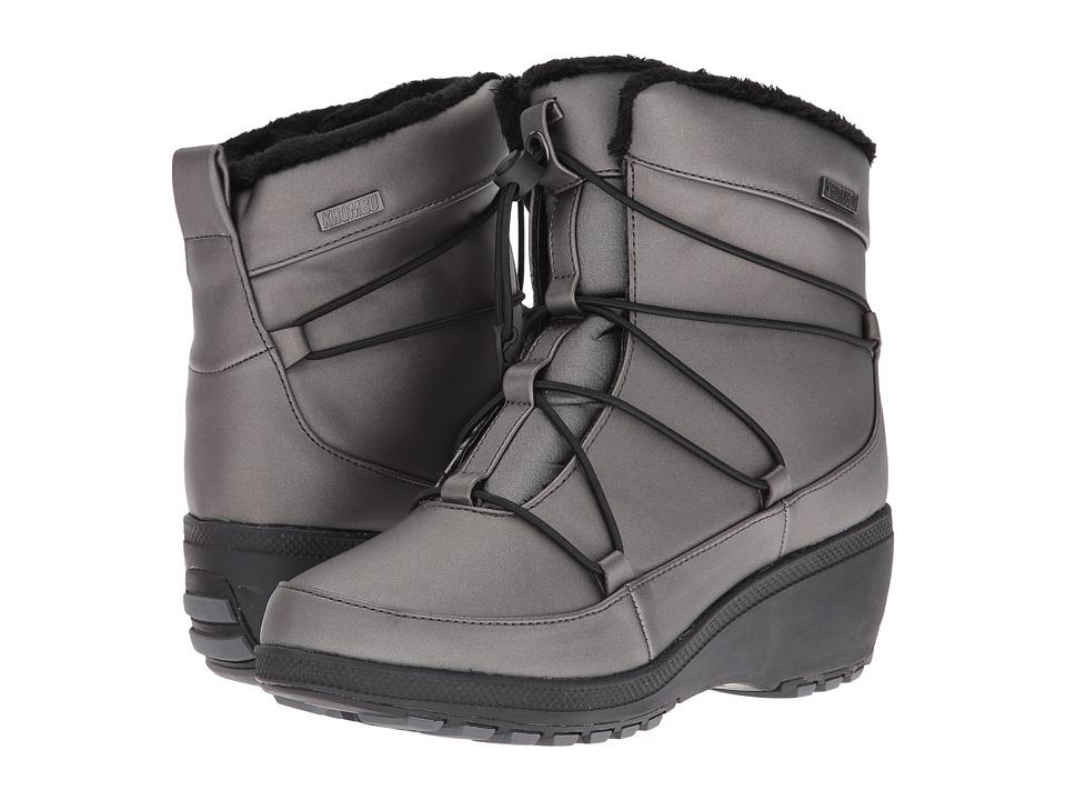 Khombu - Ashlyn (Pewter) Women's Boots