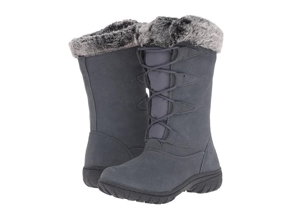 Khombu - Meghan (Grey) Women's Boots