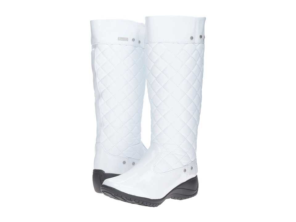 Khombu - Alex (White) Women's Boots
