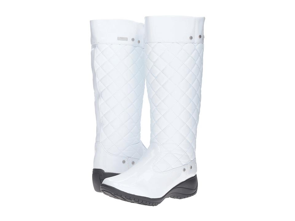 Khombu - Alex (White) Women's Boots