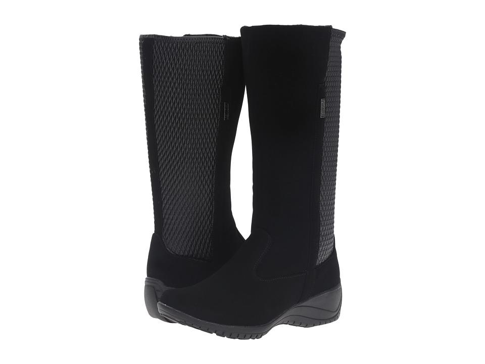 Khombu - Amanda (Black) Women's Boots