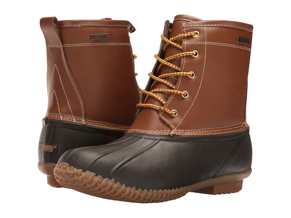 Khombu - Sedano (Brown) Men's Boots