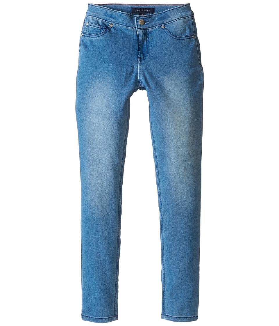 Tommy Hilfiger Kids - Five-Pocket Jeggings in Classic Blue (Little Kids/Big Kids) (Classic Blue) Girl's Jeans
