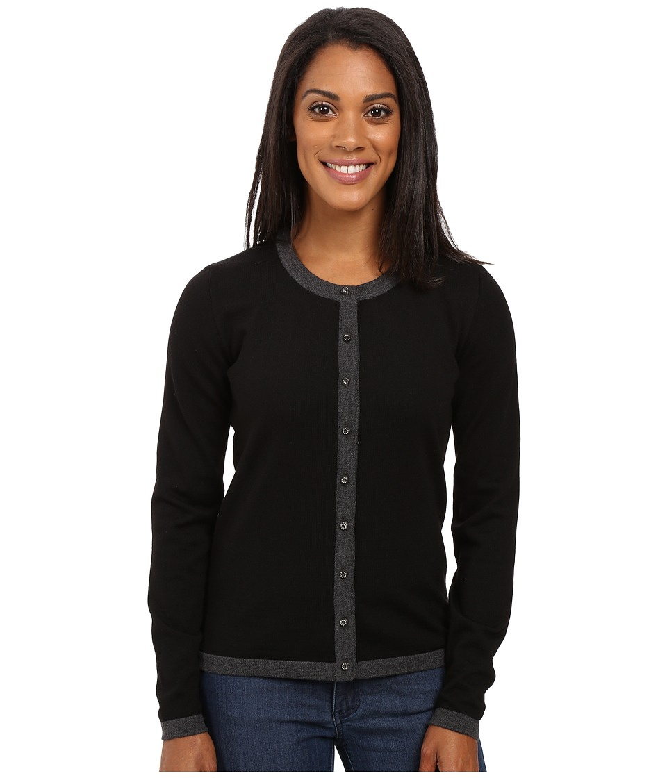 Dale of Norway - Sonja Sweater (Black) Women's Sweater