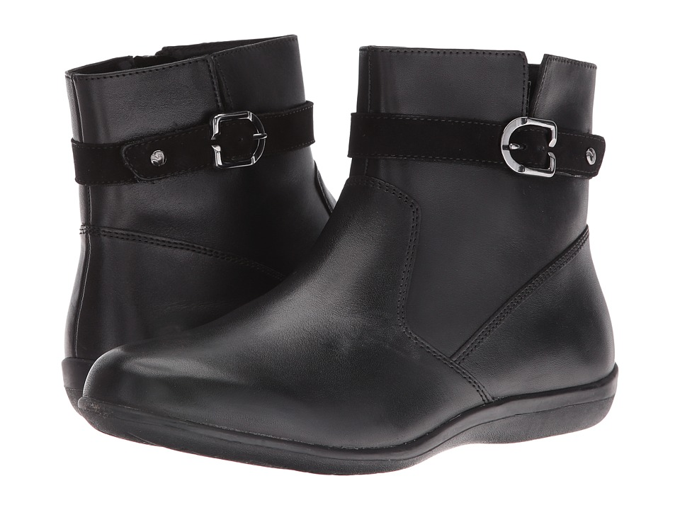 Revere - Prague (Black) Women's Boots