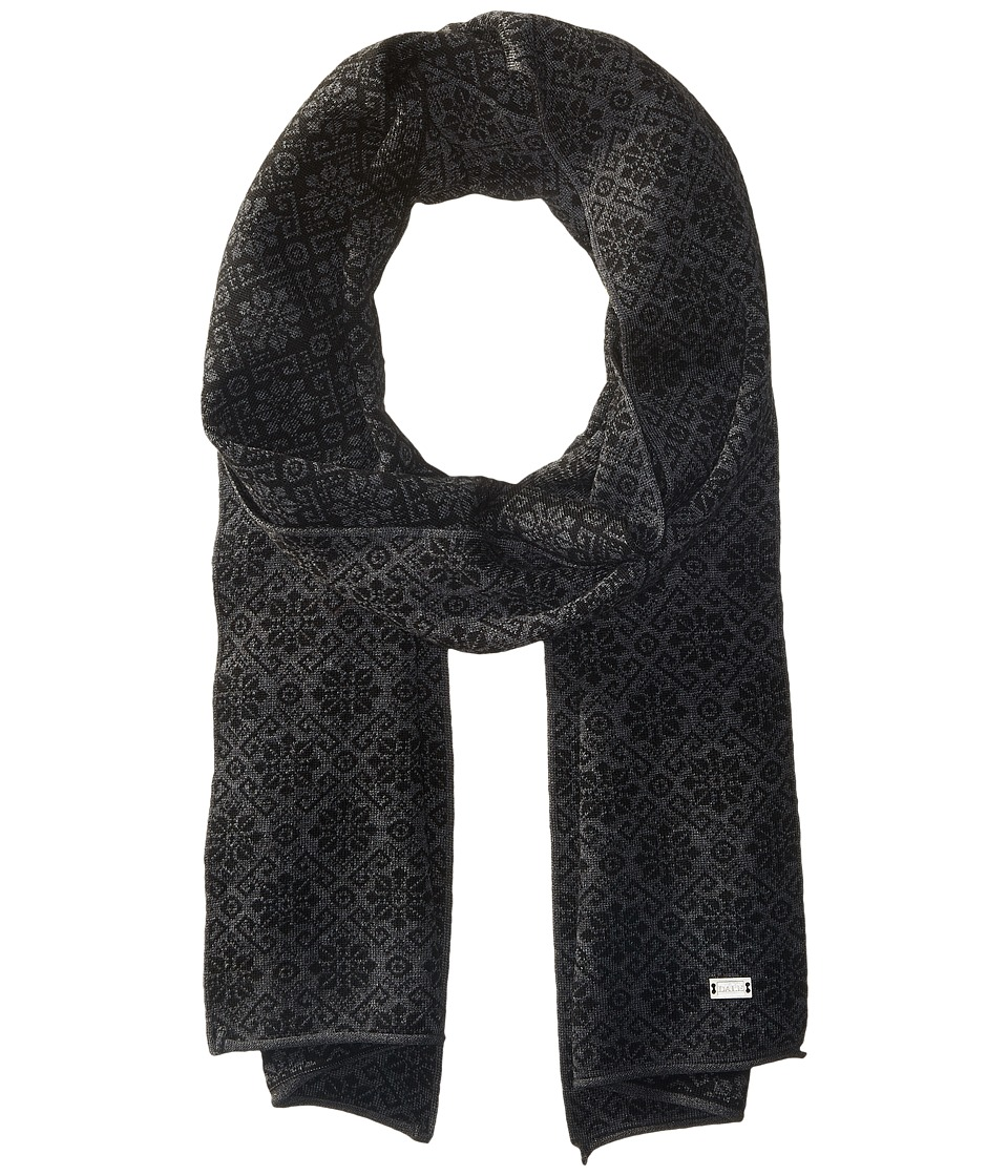 Dale of Norway - Sonja Scarf (Black) Scarves