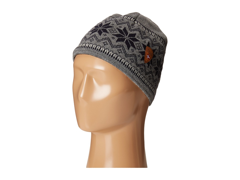 Dale of Norway - Garmisch Hat (Smoke/Navy) Cold Weather Hats