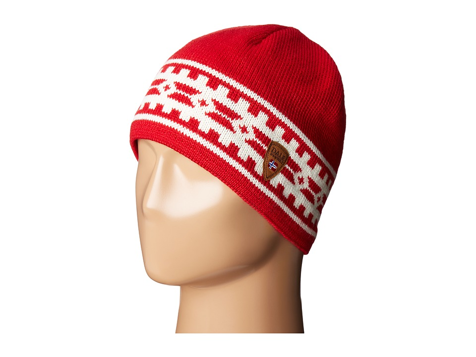 Dale of Norway - Alpina Hat (Raspberry) Knit Hats