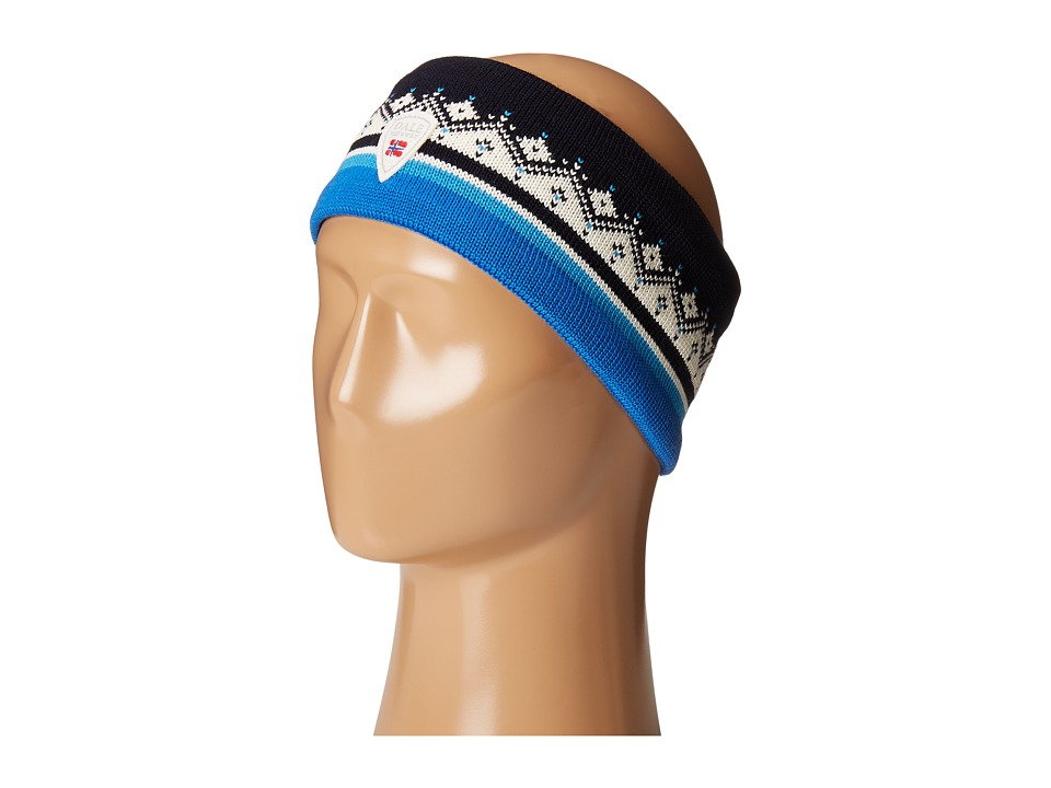 Dale of Norway - St. Moritz Headband (Navy/Off-White) Headband
