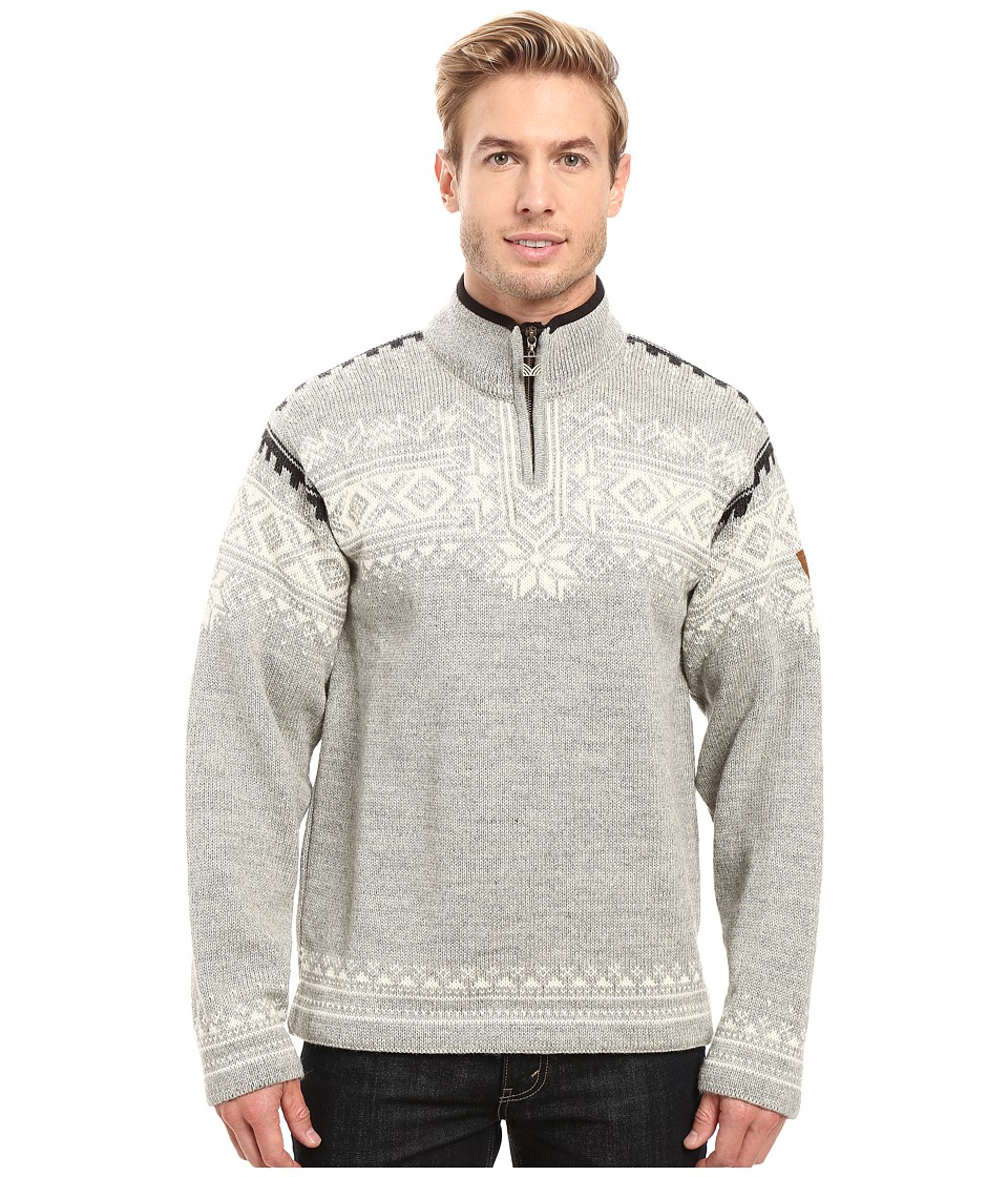 Dale of Norway - Dale 125th Anniversary (Light Charcoal) Men's Sweater