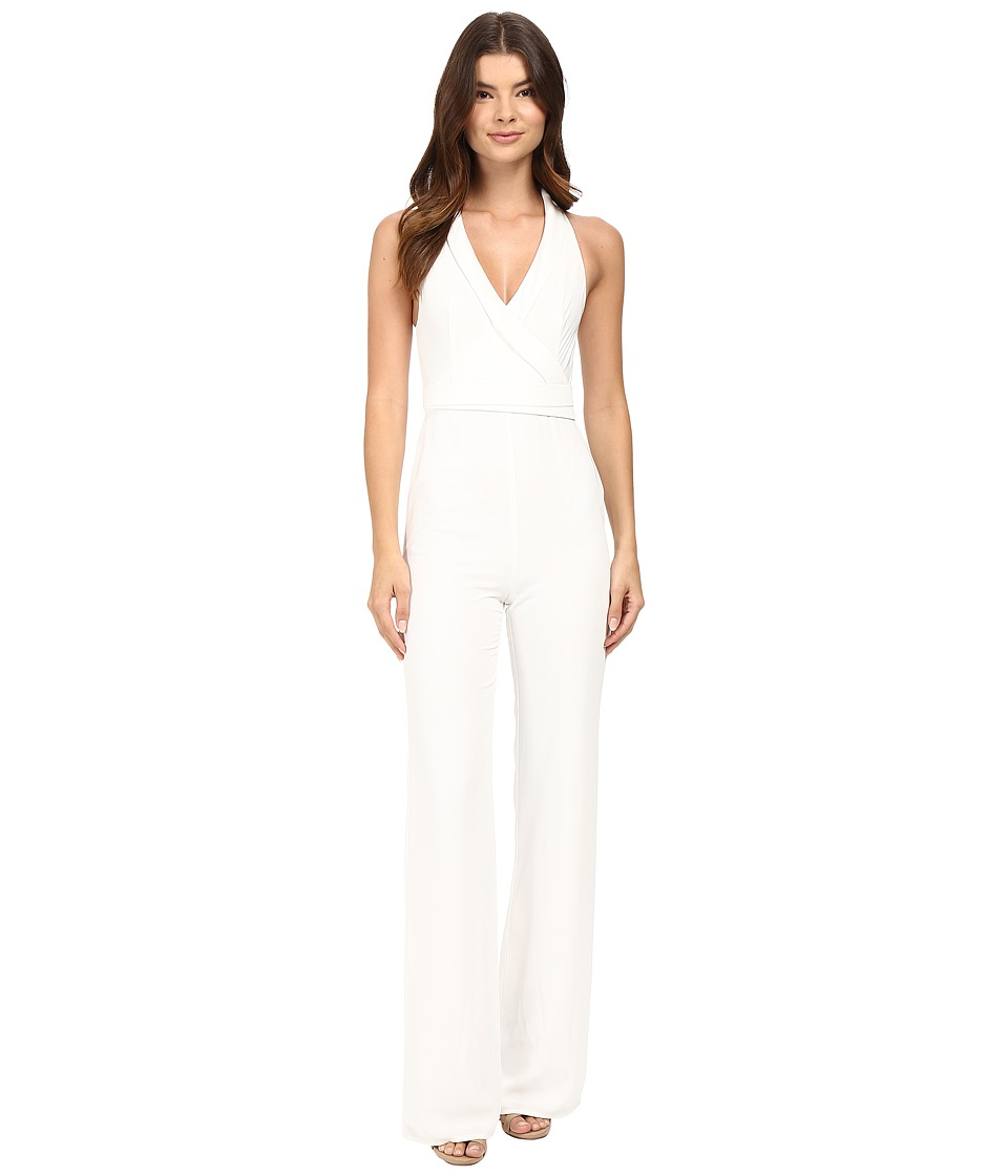 StyleStalker - Aspen Jumpsuit (Blanc) Women's Jumpsuit & Rompers One Piece