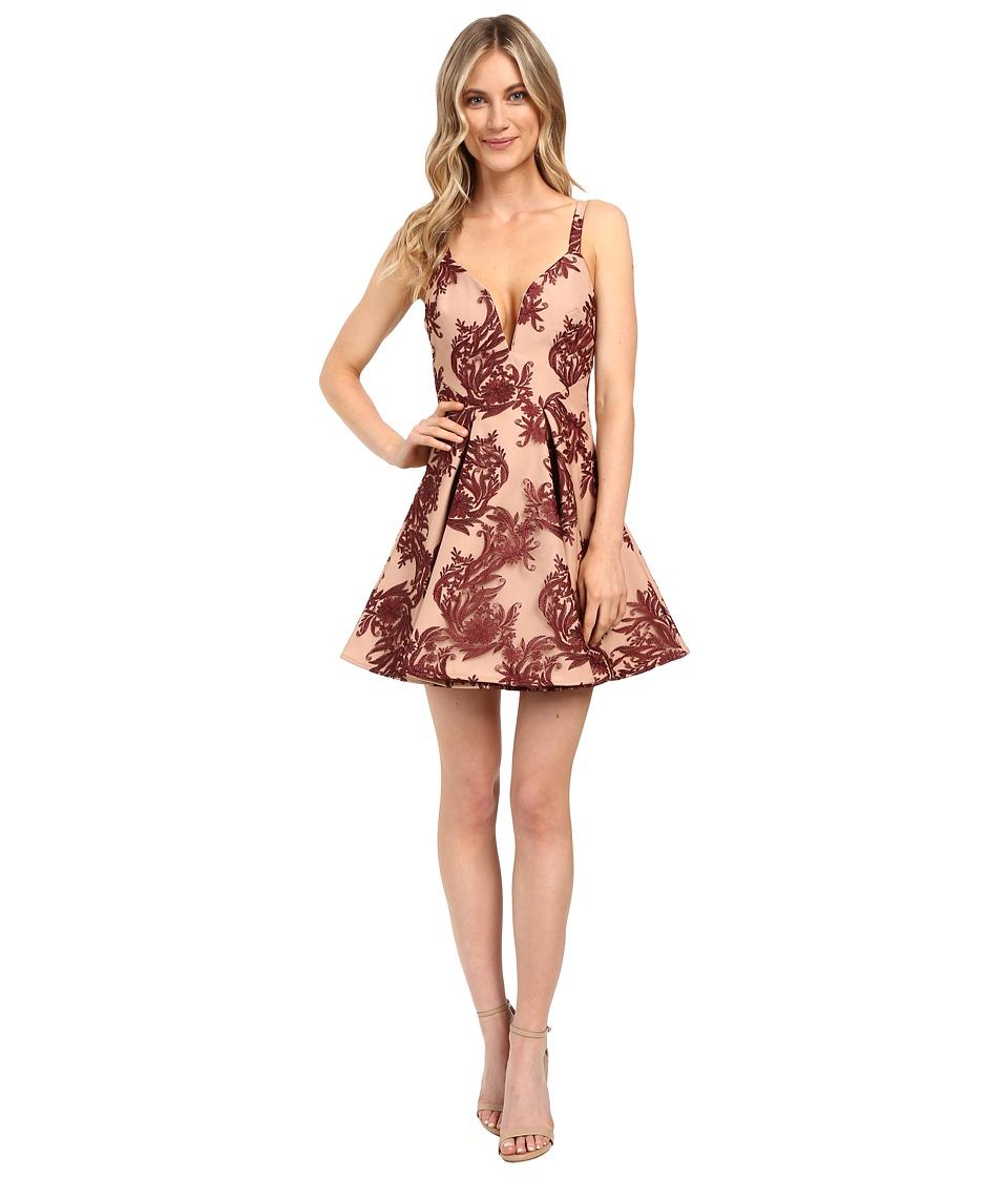 StyleStalker - Mehndi Dress (Mehndi) Women's Dress