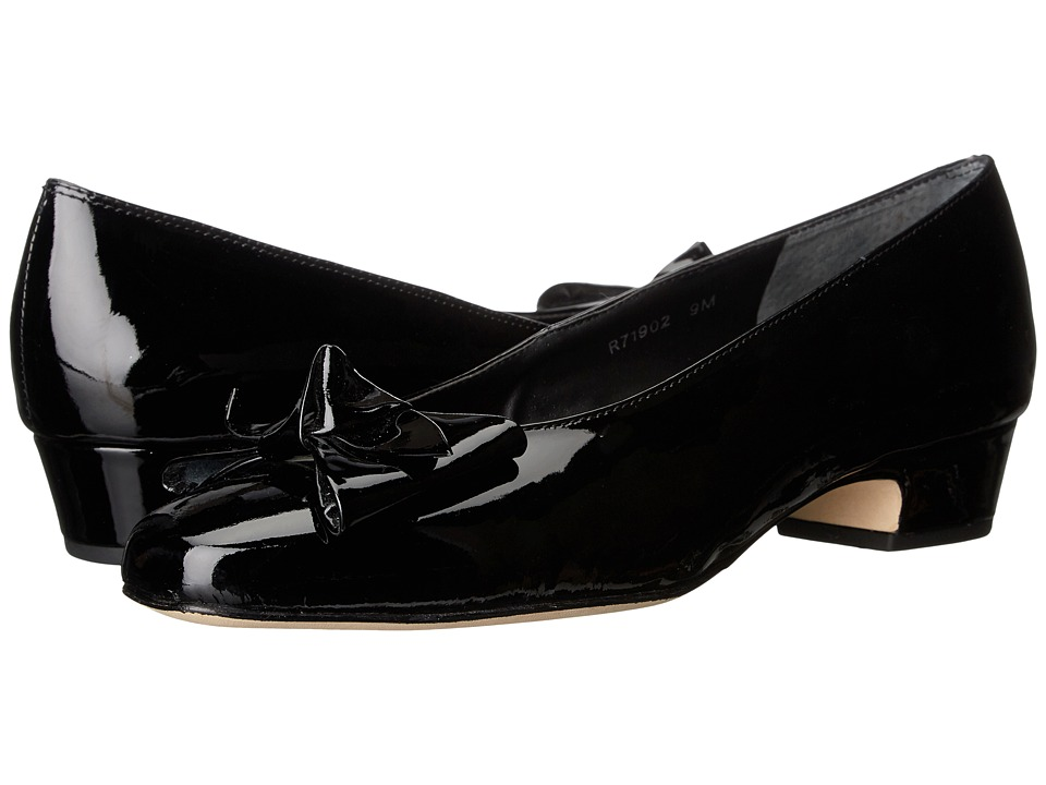 Walking Cradles Dani (Black Patent) Women