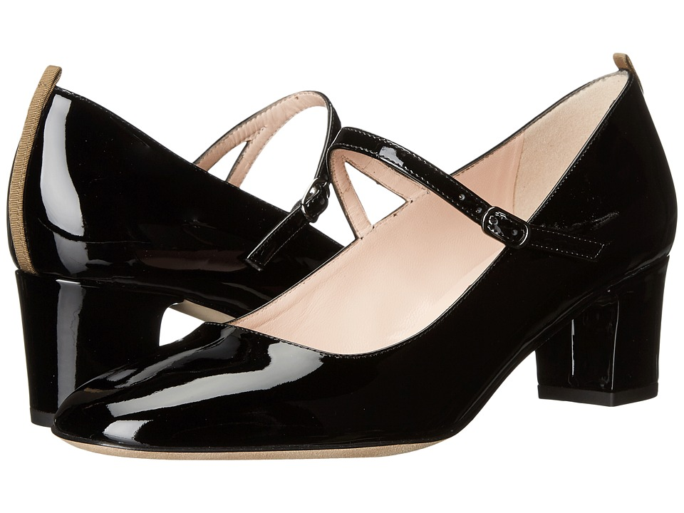 SJP by Sarah Jessica Parker - Recollect (Black Patent Leather) Women's Shoes