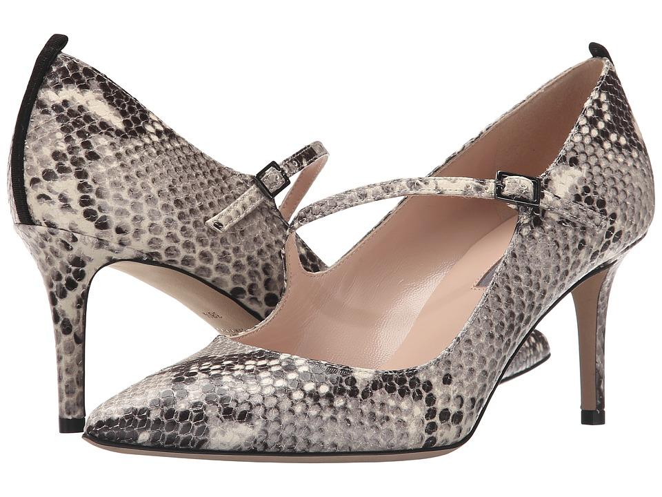 SJP by Sarah Jessica Parker - Diana (Tintype Gray Printed Snake) High Heels